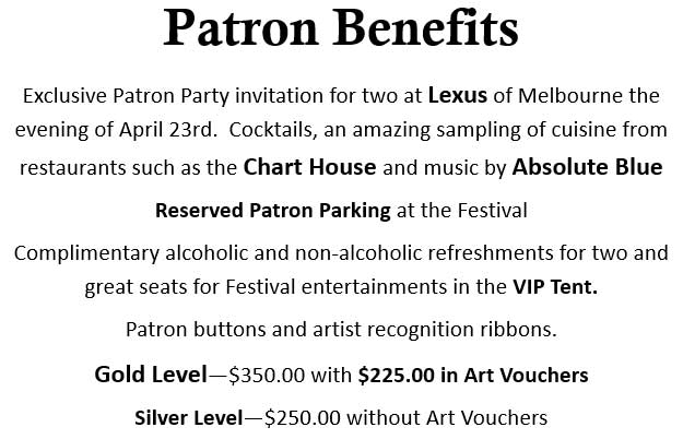 Patron Benefits